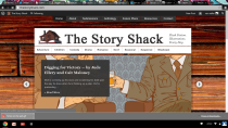 """The Story Shack"" screenshot"